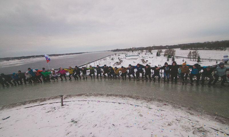 В забеге трезвости приняли участие три сотни ярославцев