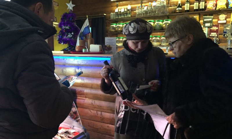 В праздники в ходе рейдов в Ярославской области изъяли около 100 литров алкоголя