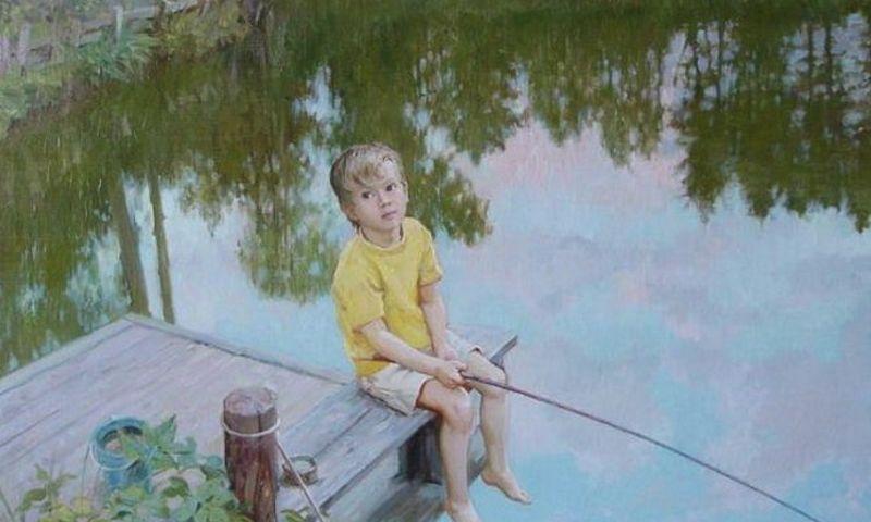В Ярославле открылась выставка известных в Европе художников
