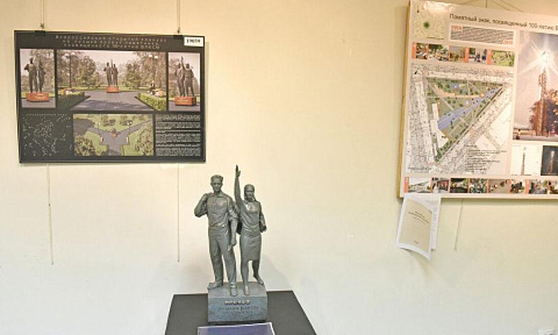 В Ярославле выбирают, каким должен быть памятник к 100-летию комсомола