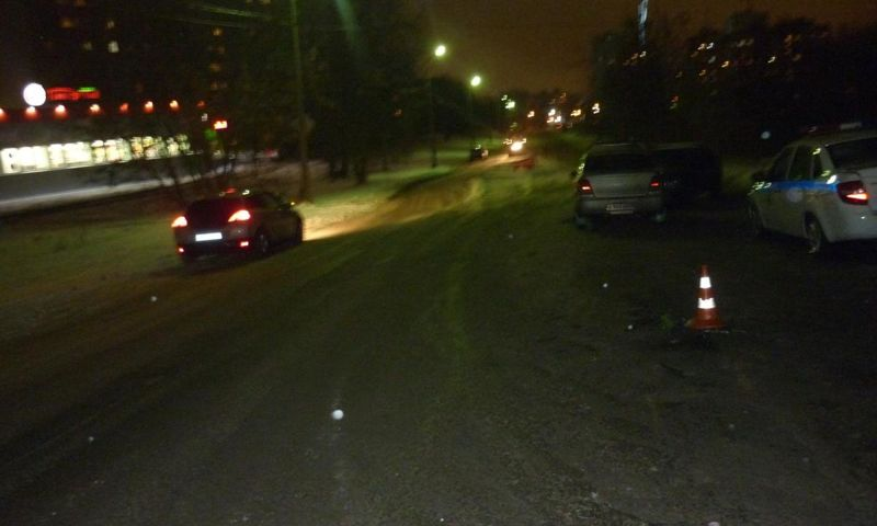 После столкновения «девятки» и «Тойоты» водитель иномарки попал в больницу
