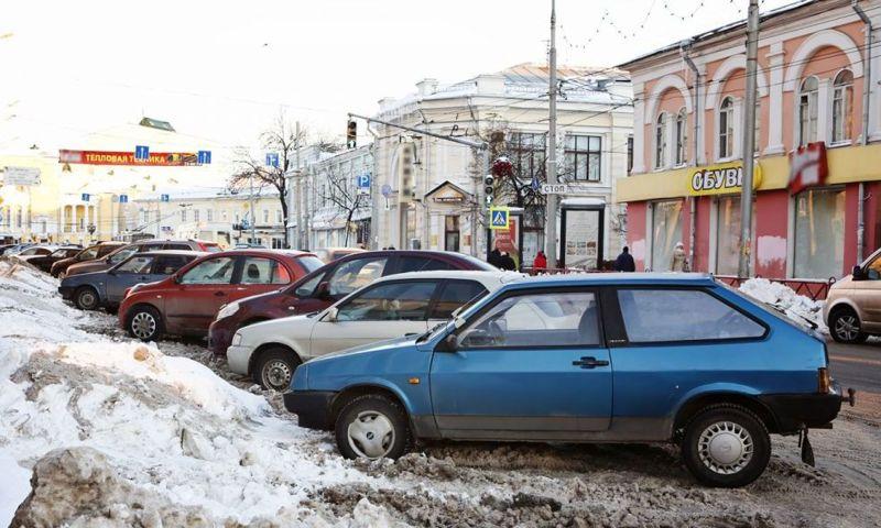 В центре Ярославля введут новые ограничения для транспорта