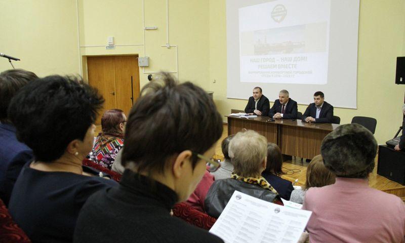 Глава Рыбинска: Для участия в программе «Решаем вместе!» объединяются большие многоквартирные дома, микрорайоны