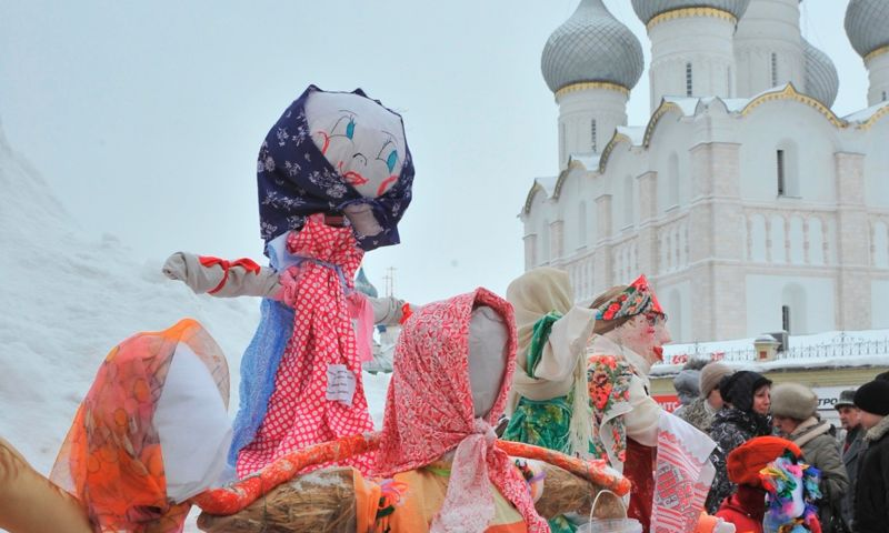 В Ярославской области масленичные гулянья стартуют 11 февраля