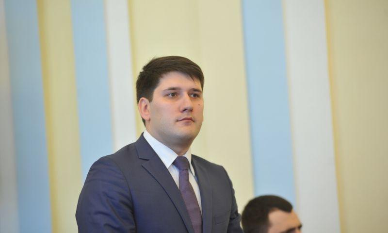 Дмитрий Миронов представил нового главу департамента охраны окружающей среды и природопользования