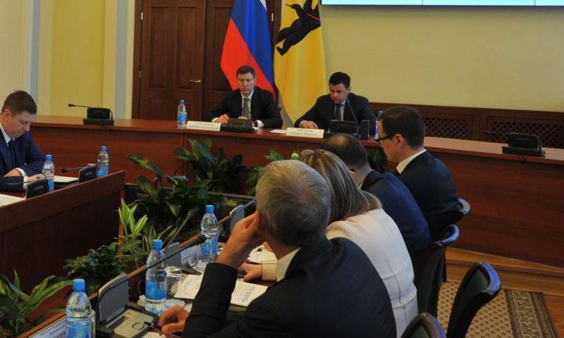Ярославская область – на 33-м месте федерального рейтинга исполнения программ капремонта