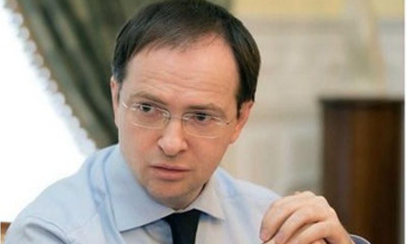 Ярославль посетит министр культуры Владимир Мединский