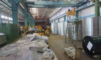 Завод «Раскат» возобновил производство: за январь выпущено 16 катков