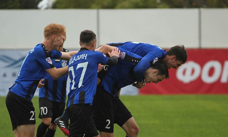 «Шинник» на Пафосе выиграл первый матч в Кубке ФНЛ