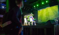 Соревнования по киберфутболу и большая снежная горка: чем отметились штабы кандидатов в Ярославле