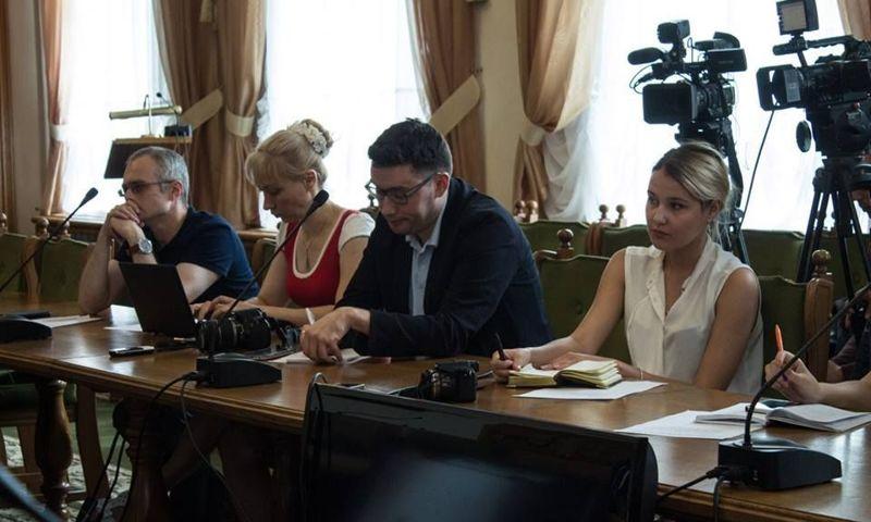 В Ярославле открылся Международный театральный фестиваль имени Розова