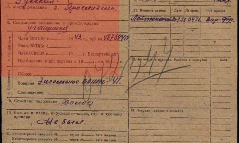 Улицы-герои Ярославля. Он уничтожил несколько самолетов фашистов, а его имя стало нарицательным