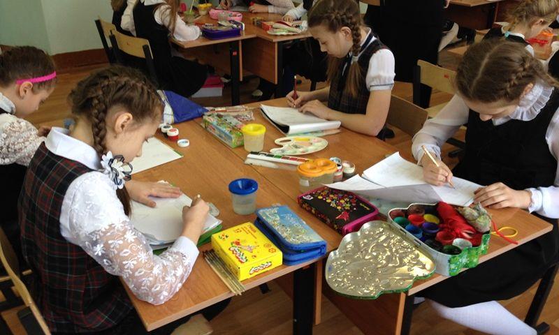 Рыбинские школьники предлагают свои варианты благоустройства территории по проекту «Решаем вместе!»