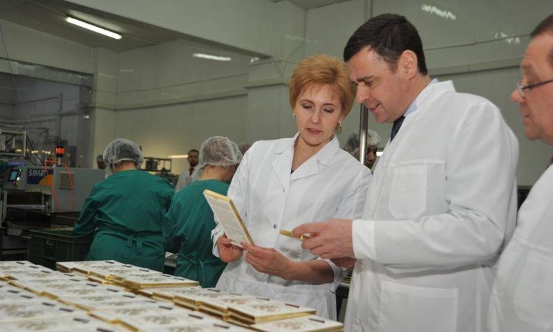 В Ярославской области начали производить «президентский» шоколад