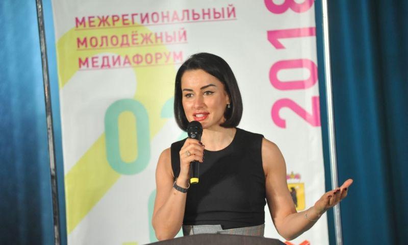 Тина Канделаки: «Ярославская область может стать локомотивом в развитии современных трендов в информпространстве»