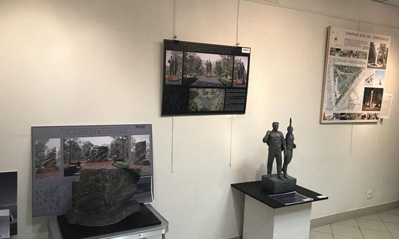 Зураб Церетели выберет памятник к 100-летию ВЛКСМ в Ярославле