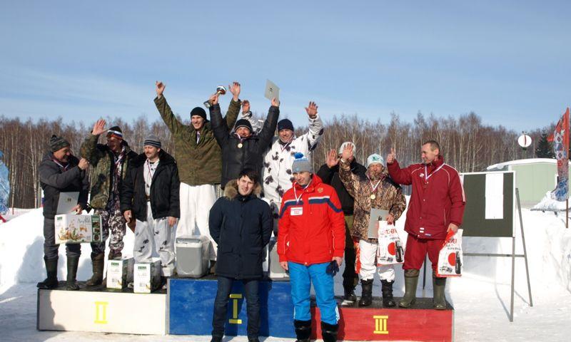 В Ярославской области впервые прошел межрегиональный чемпионат по охотничьему биатлону