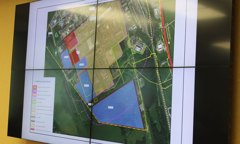 В Ярославской области построят индустриальный парк и оздоровительный центр