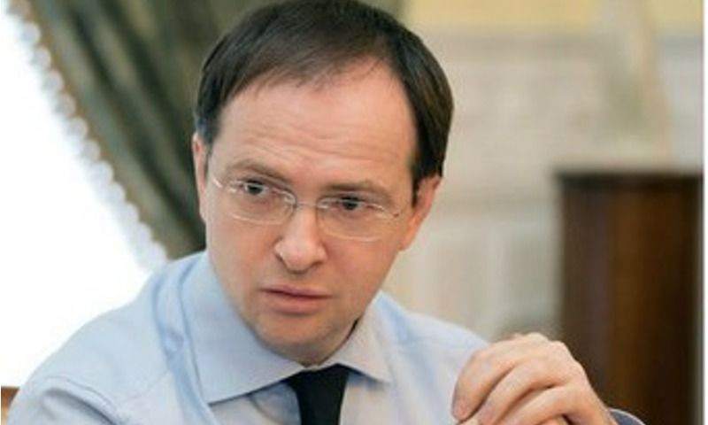 В Ярославль приехал министр культуры Владимир Мединский