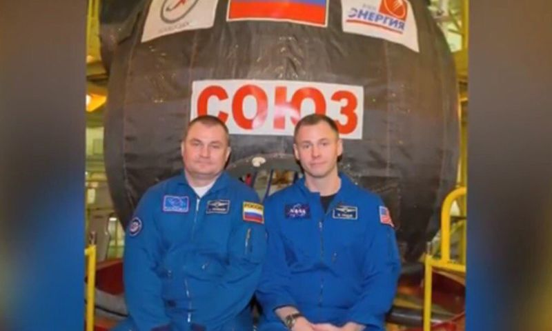 Космонавт из Рыбинска Алексей Овчинин закончил подготовку к полету на МКС