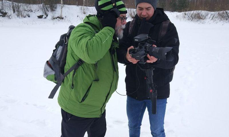 В Ярославской области прошли съемки документального фильма для федерального канала