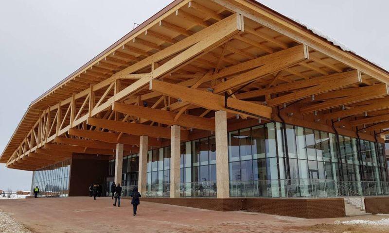 В Ярославской области презентовали новый туристический комплекс «Золотое кольцо»