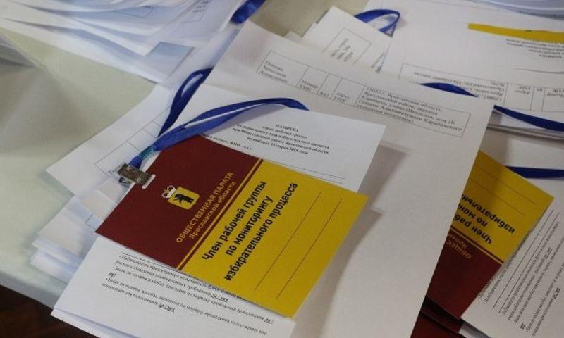 За выборами президента в Ярославской области будут следить 1800 наблюдателей