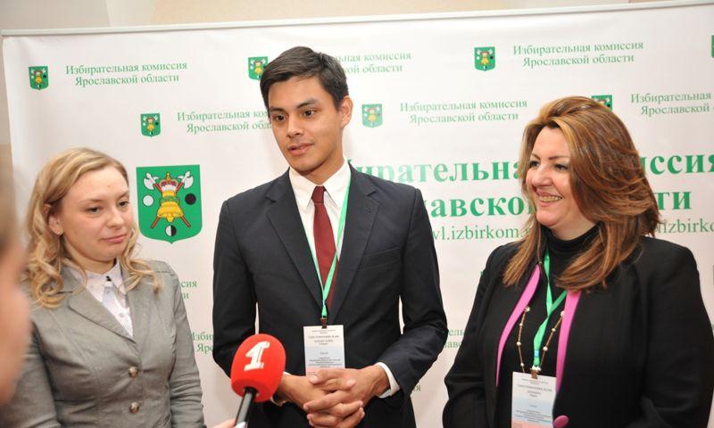 Умберто Паредес Павон: «Ярославский опыт организации избирательного процесса может быть интересен нашей стране»