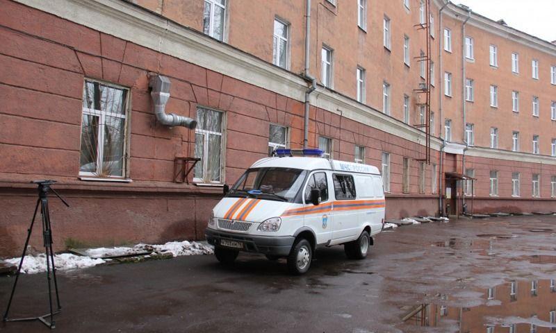 Здание первой детской клинической больницы в Ярославле требует капитального ремонта