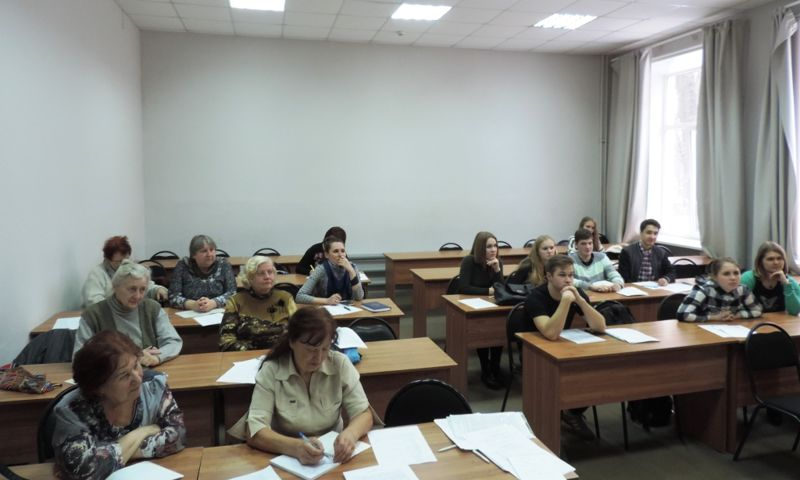 В Ярославле открылась школа туристских волонтеров