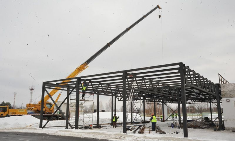 Масштабное строительство аэроокна в Европу: видеоэкскурсия по обновленному аэропорту Туношна