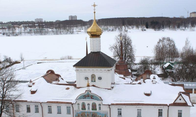 Завершены восстановительные работы на четырех объектах ансамбля Толгского монастыря