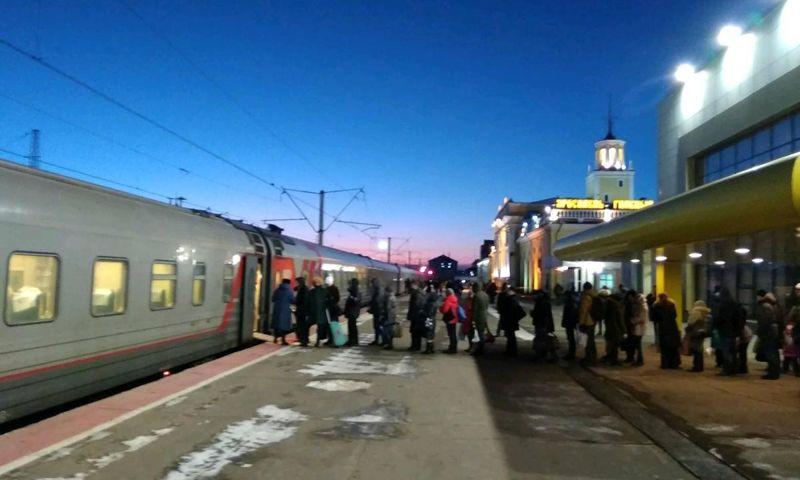 Ярославцы в соцсетях возмутились новой системой обслуживания пассажиров в фирменных поездах