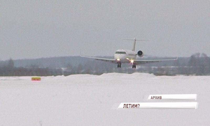Подрезали крылья: из-за санкций Росавиации под угрозой оказались полеты из Туношны