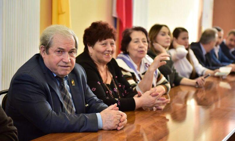 В муниципальных общественных палатах обсудили преимущества объединения Переславля и Переславского района