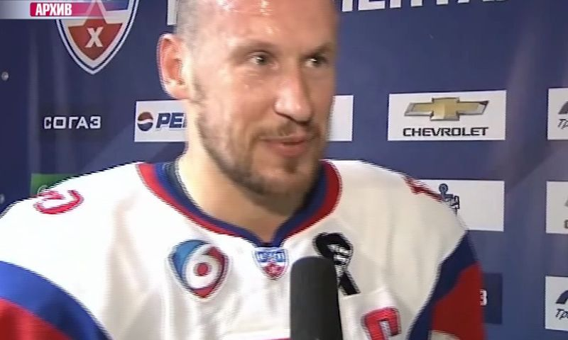 Ярославский хоккеист Илья Горохов вошел в «Зал Славы»
