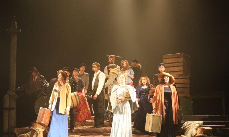 В Ярославле открылся X фестиваль «Будущее театральной России»