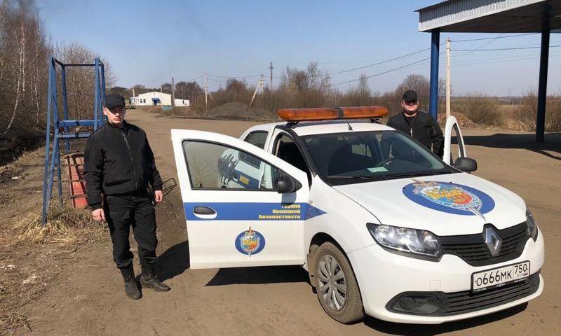 Полигон «Скоково» под Ярославлем взят под усиленную охрану