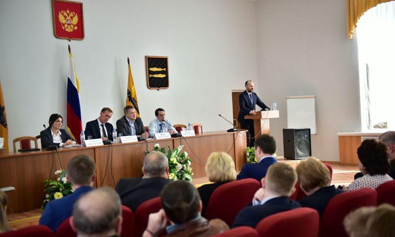На публичных слушаниях большинство переславцев поддержали инициативу объединения города и района