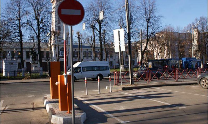 Стало известно, сколько денег в бюджет Ярославля принесли платные парковки