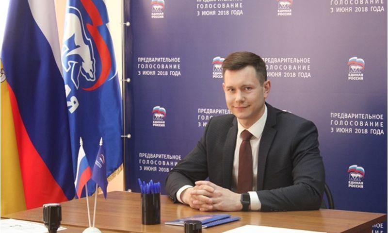 Евгений Чуркин: «Чувствую в себе силы для работы над улучшением качества жизни горожан»