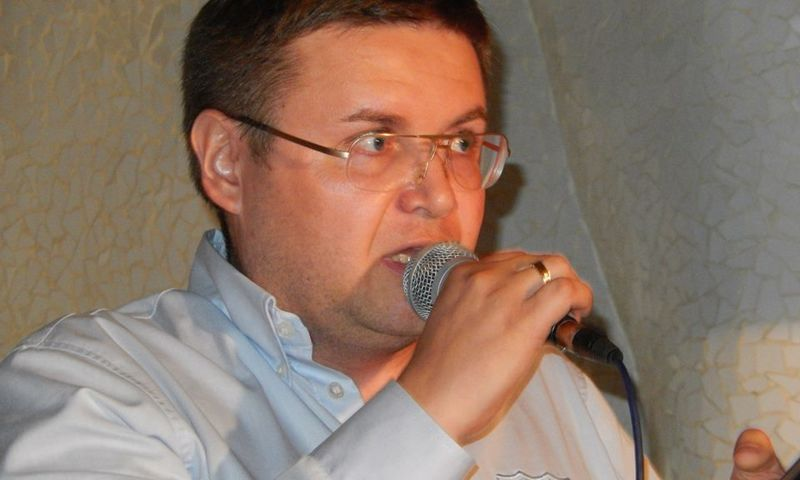 Роман Фомичев подал документы на участие в праймериз