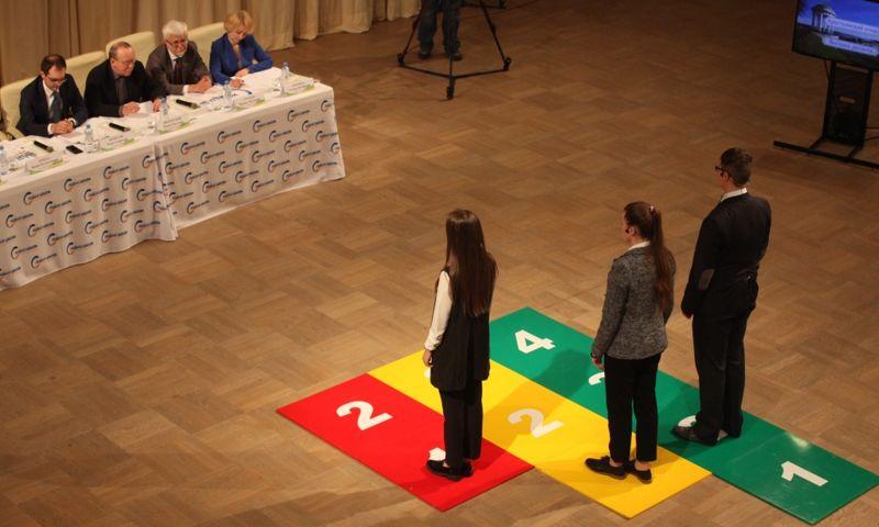 В Ярославле определились победители региональной олимпиады школьников «Умники и умницы Ярославии»