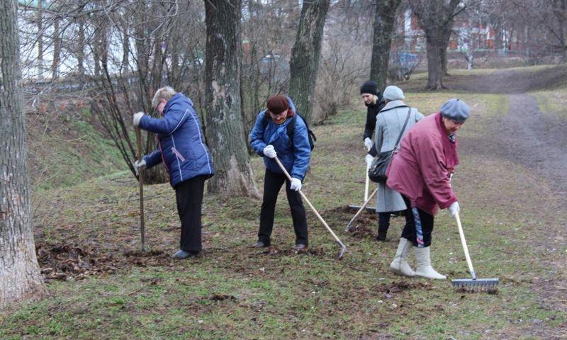 В месячнике благоустройства в Ярославле примут участие более 32 тысяч человек