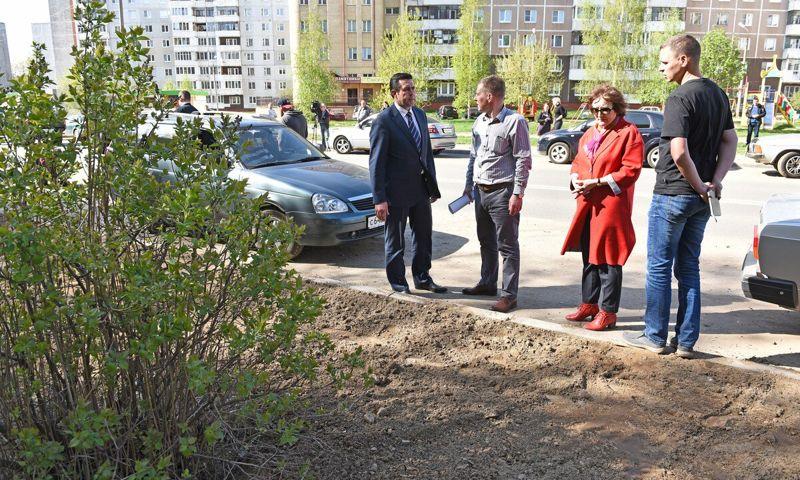 В Ярославле подрядчики устраняют замечания, выявленные на отремонтированных дорогах