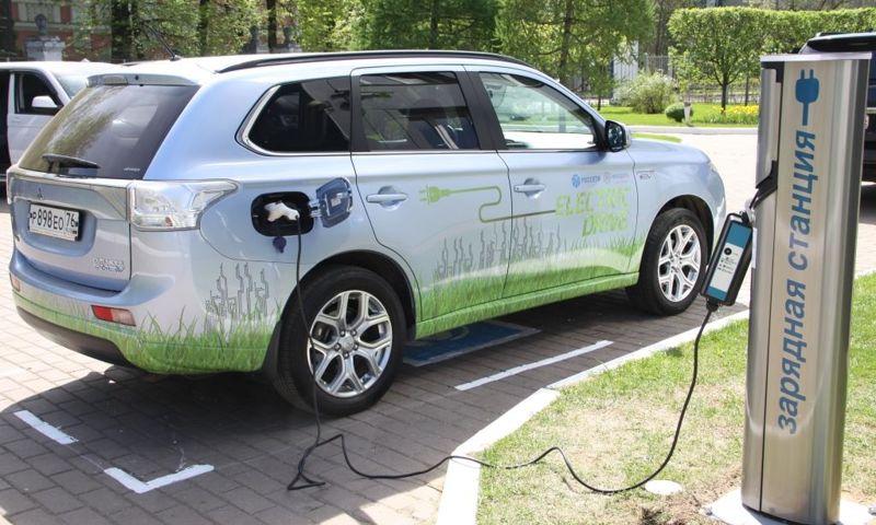 Ярэнерго развивает инфраструктуру для электромобильного транспорта
