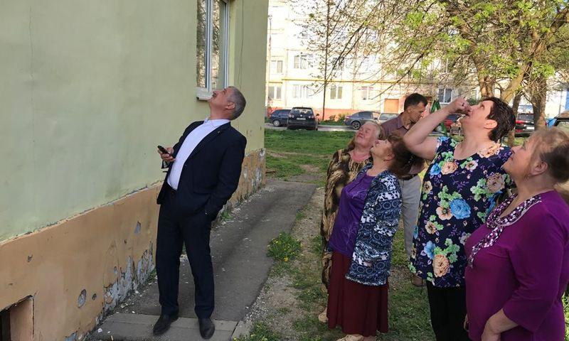 В Рыбинске переселили жильцов из ветхого жилья в аварийные дома
