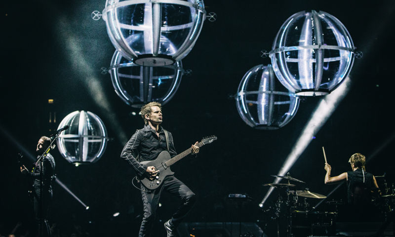 Muse: Drones World Tour в Киномакс-Аура