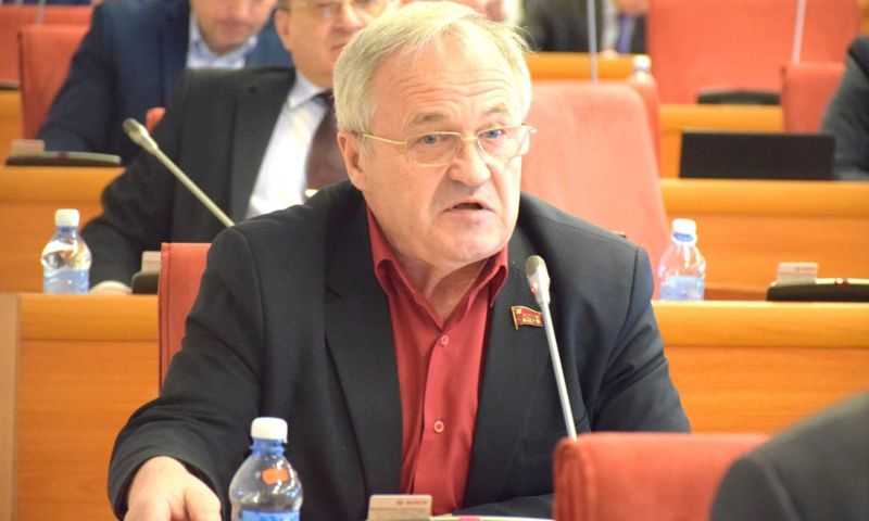 Коммунист Воробьев: факт встречи с губернатором я оцениваю положительно
