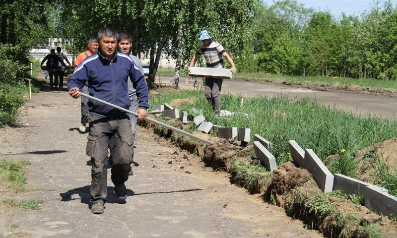В Рыбинске начали ремонт дорог